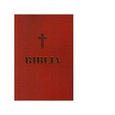Biblia (editie a Sfantului Sinod) format A4