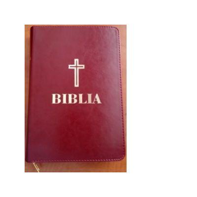 Biblia cu fermoar (editie a Sfantului Sinod)