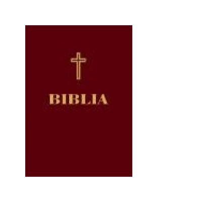 Biblia (editie a Sfantului Sinod)