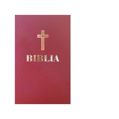 Biblia. Editie omagiala 100 de ani de la Marea Unire, grena