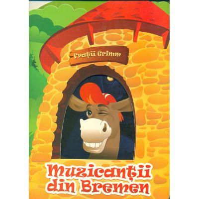 Muzicantii din Bremen - Fratii Grimm