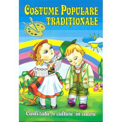 Costume populare traditionale - Ion Buza