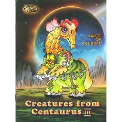 Creatures from Centaurus III