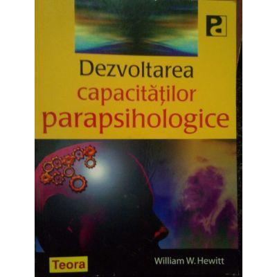 Dezvoltarea capacitatii parapsihologice