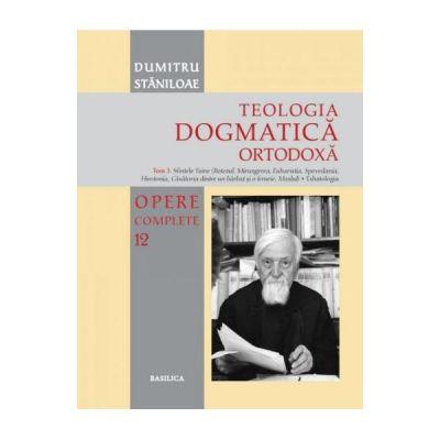 Teologia dogmatica ortodoxa. Tom 3 (Opere complete 12) - Dumitru Staniloae