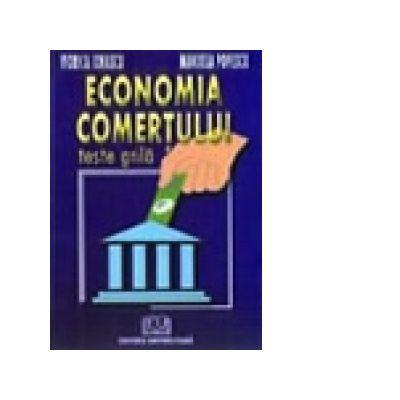 Economia comertului - teste grila - Viorica Ionascu