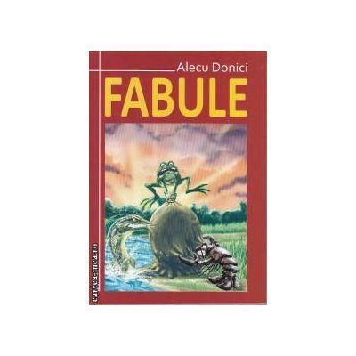 Fabule - Alecu Donici