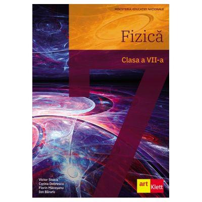 Fizică. Manual pentru clasa a VII-a - Victor Stoica, Corina Dobrescu, Florin Măceșanu, Ion Băraru