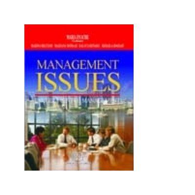 Management Issues - Engleza pentru management - Maria Enache