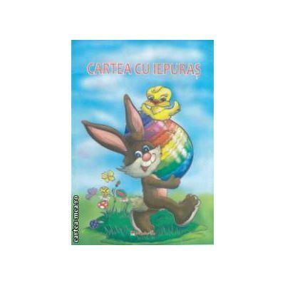 Cartea cu iepuras: carte de colorat - Mirela Pete