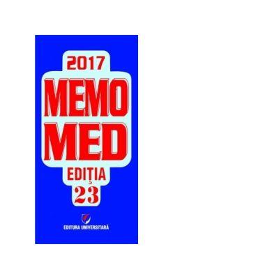 Memomed 2017. Editia 23 - Dumitru Dobrescu