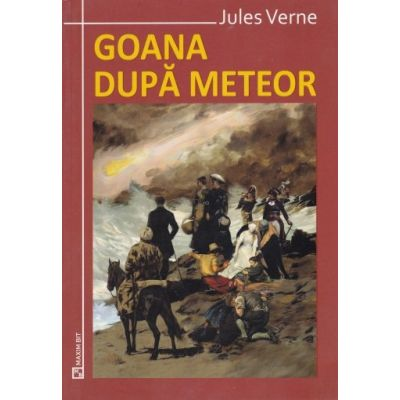 Goana dupa meteor - Jules Verne