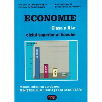 Economie. Clasa a XI-a