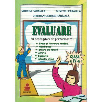 Evaluare - Clasa a IV-a