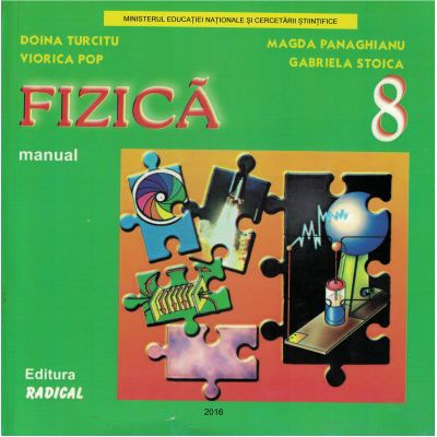 Fizica - Manual clasa a VIII-a