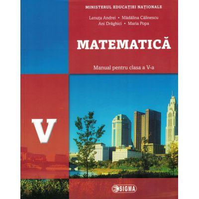 Matematica - Manual clasa a V-a