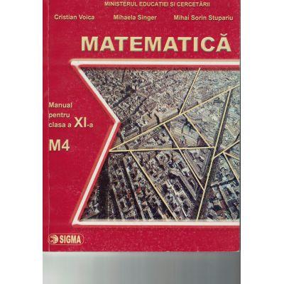 Matematica a XI-a M4
