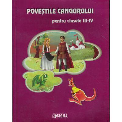 Povestile Cangurului - clasele III-IV