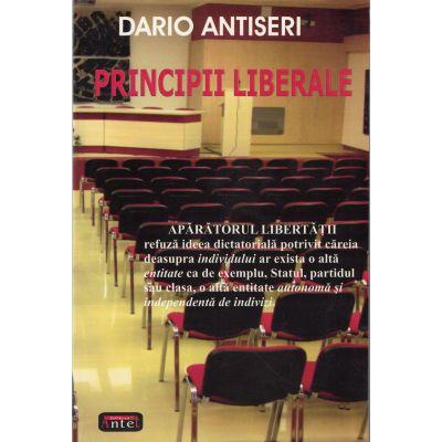 Principii liberale – Dario Antiseri