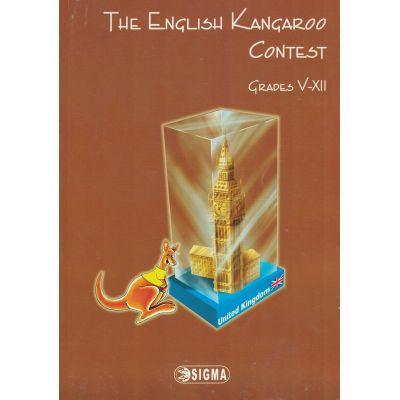 The English Kangaroo Contest - clasele V-XII