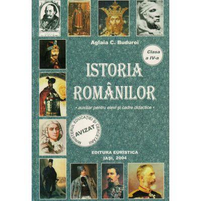 Istoria romanialor - Auxiliar clasa a IV-a