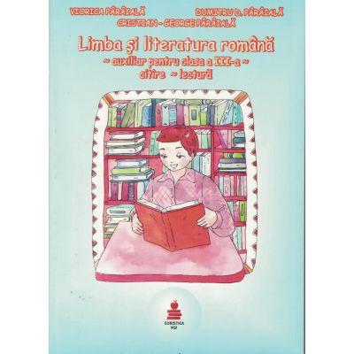 Limba si literatura romana - Auxiliar clasa a III-a