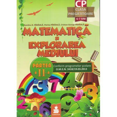 Matematica si explorarea mediului (Set I+II) - Clasa pregatitoare