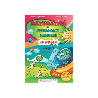 Matematică şi explorarea mediului cu Robik. Culegere. Clasa a II-a. Ediţia a doua revizuită. MEM2E