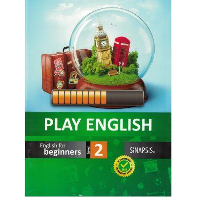 PLAY ENGLISH (English for kids) - Clasa a II-a