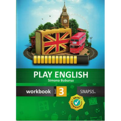 PLAY ENGLISH (English for kids) - Clasa a III-a