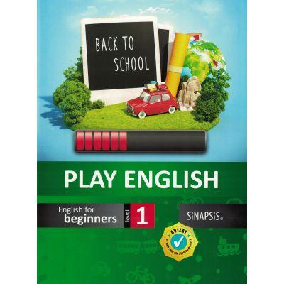 PLAY ENGLISH (English for kids) - Clasa I
