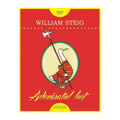 Adevăratul hoț - William Steig