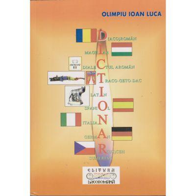 Dictionar poliglot (9+1) - Olimpiu Ioan Luca