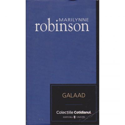 Galaad - Marilynne Robinson