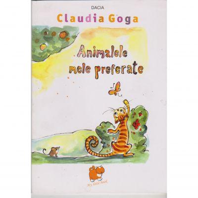 Animalele mele preferate - Claudia Goga