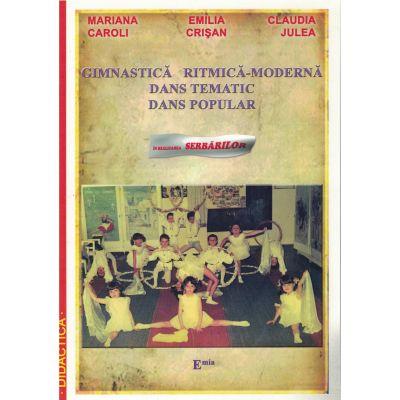 Dans tematic, dans popular, gimnastică ritmică modernă