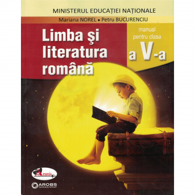 Limba si literatura romana, manual clasa a V-a