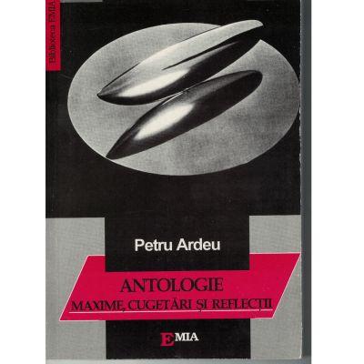 MAXIME, CUGETĂRI, REFLECȚII – antologie