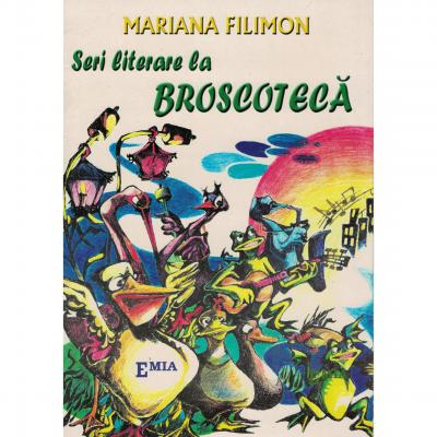 Seri literare la broscotecă