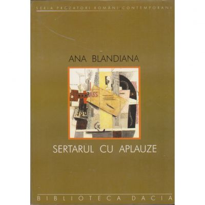 Sertarul cu aplauze - Ana Blandiana