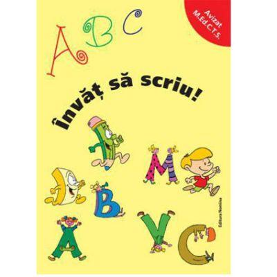 ABC Invat sa scriu! - Alexandrina Dumitru