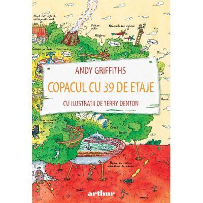 Copacul cu 39 de etaje - Andy Griffiths
