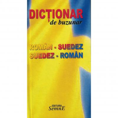 Dictionar de buzunar roman-suedez, suedez-roman