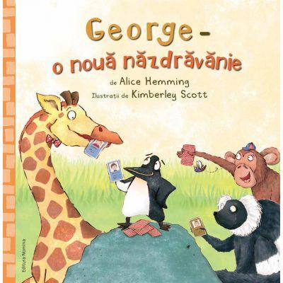 George – o nouă năzdrăvănie