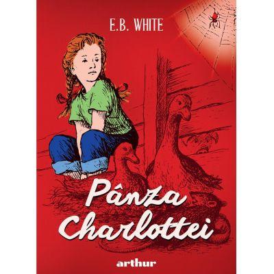 Pânza Charlottei - E. B. White